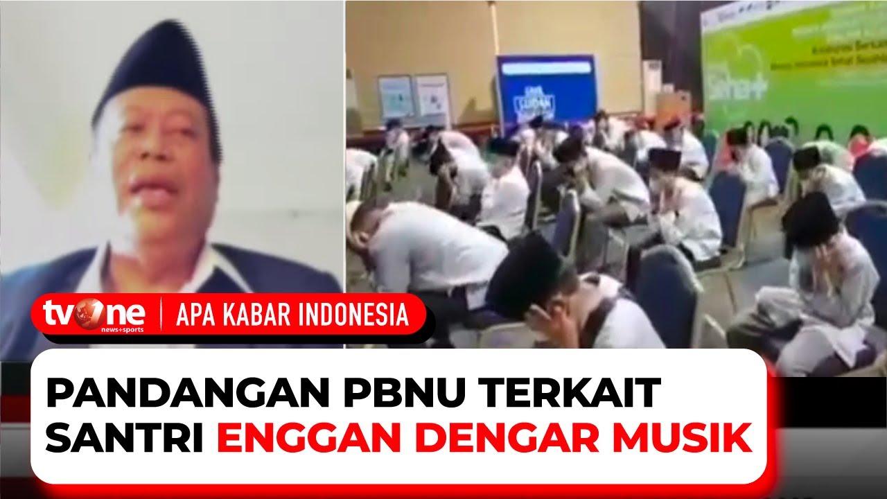 Download Viral Video Santri Tutup Kuping, Ketua PBNU: Ini Pilihan, Mau Dengar Musik atau Tidak | AKIP tvOne