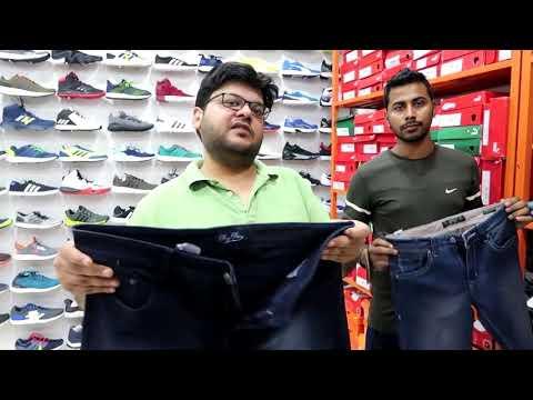 Wholesale jeans clothing export surplus export hut brand clothes