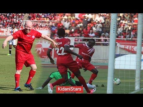 Simba SC Yawafunga Mabingwa Wa Rwanda Rayon Sports, Bao 1-0