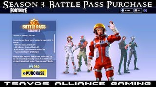 FORTNITE: Season 3 Battle Pass Purchase + Extras (John Wick) Xbox One Edition