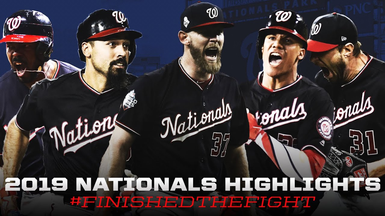 2019 Washington Nationals - Finished The Fight ᴴᴰ