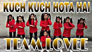 KUCH KUCH HOTA HAI || TONY KAKKAR || NEHA KAKKAR || TEAM LOVEE