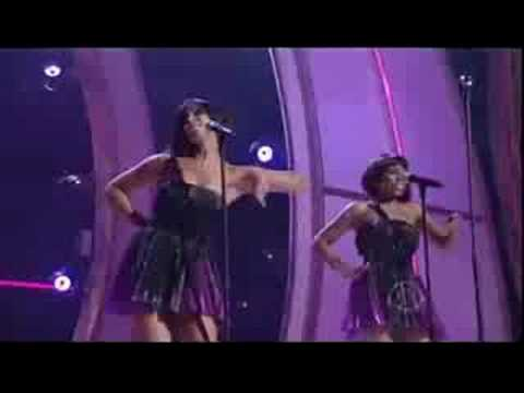 Solange Knowles I Decided (Fashion Rocks 2008) + Lyrics