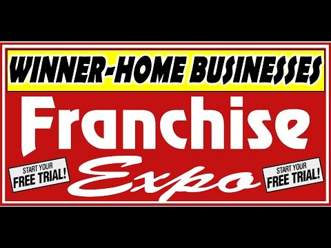 HOME Franchise + Business Opportunity = EXPO'S 2015 WINNER!