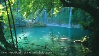 Repeat youtube video Bem-Estar: 3 HORAS Música de Yoga Relaxante da Natureza, Meditação Profunda