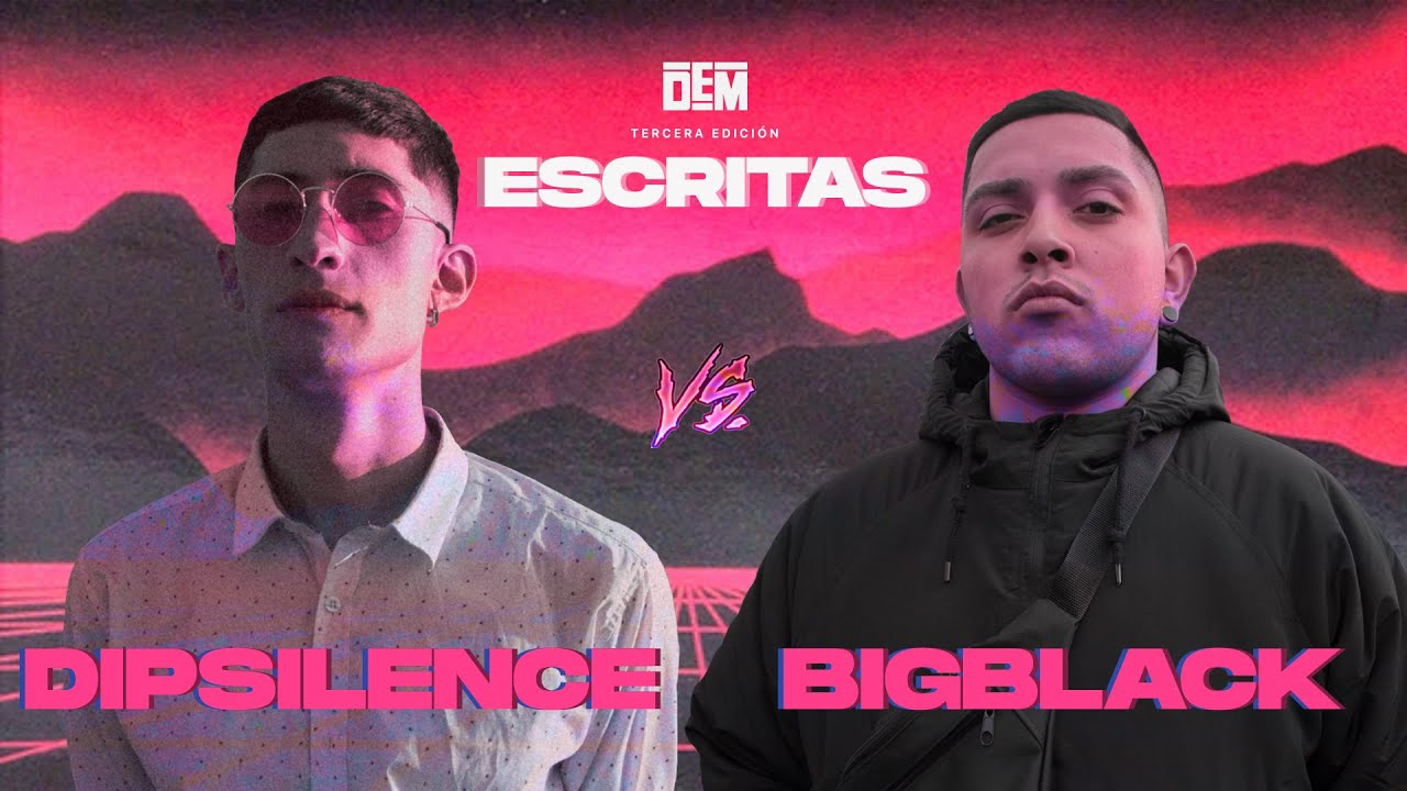 BIGBLACK vs. DIPSILENCE: Primera Ronda | #cyberDEM Escritas III 2020