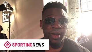 "Jarrell ""Big Baby"" Miller Has Fighting Words For Anthony Joshua"
