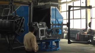 Ротоформовочная машина АРМ-3000(, 2014-02-10T14:52:07.000Z)