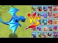 YOU CAN T ESCAPE Clash Of Clans E DRAGON Vs EVERYONE mp3