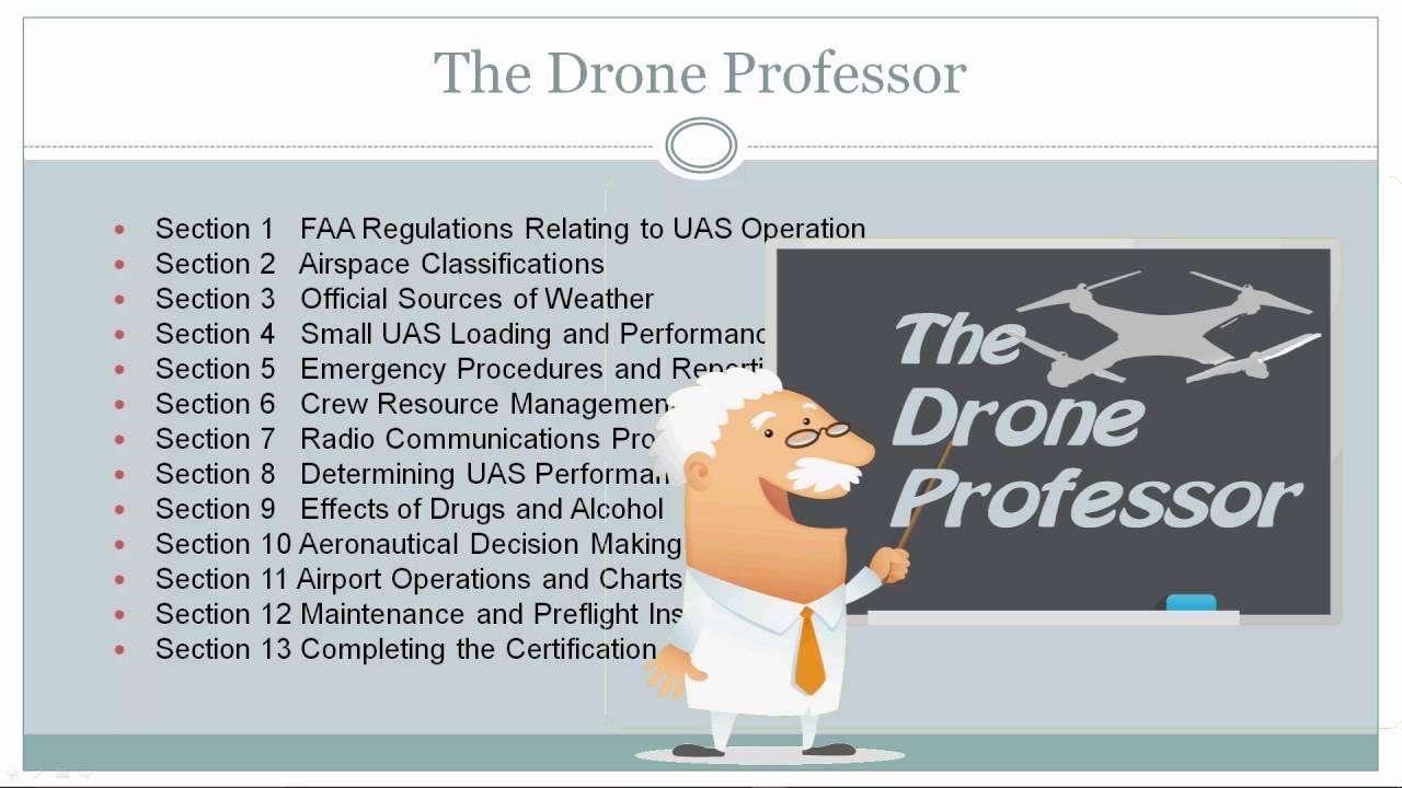 The drone professor part 107 faa exam preparation intro youtube the drone professor part 107 faa exam preparation intro xflitez Gallery