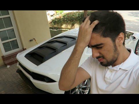 We Curbed Our Lamborghini Huracan ....