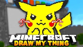 "Minecraft DRAW MY THING ""WHAT IS HAPPENING!?"" #3 