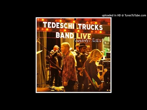 Tedeschi Trucks Band  Wade in the Water