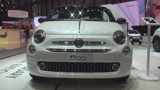 Fiat 500 120th TwinAir 85 hp (2019) Exterior and Interior