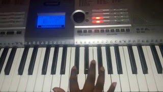 Download Hindi Video Songs - Naan Un Song 24 Keyboard Notes