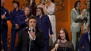 Johnny Cash Children, Go Where I Send Thee 1977