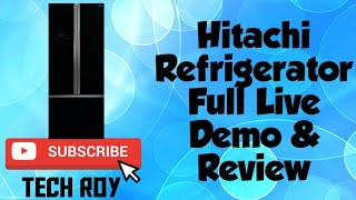 BEST REFRIGERATOR 2020 REFRIGERATOR GUIDE DOUBLE DOOR REFRIGERATOR HITACHI REFRIGERATOR DEMO