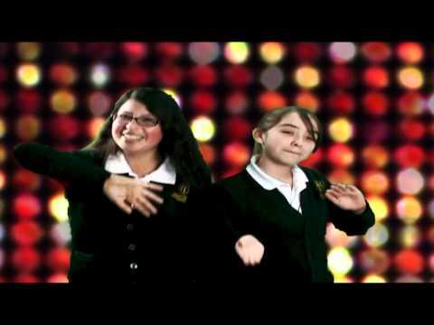 Holy Cross Preparatory Academy Spirit Video