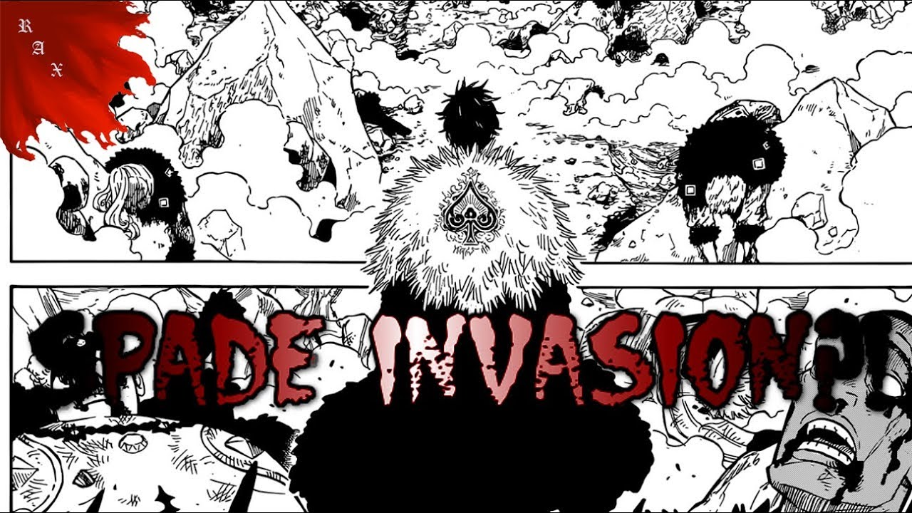 Black Clover Chapter 227 Review: The Spade Kingdom IS ...