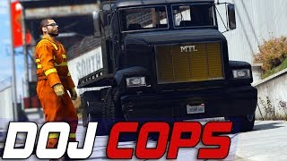 Dept. of Justice Cops #726 - Terrance's Towing