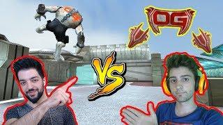 RİNG'DEN DÜŞERSEN KAYBEDERSİN !! Bordo OG Dövmesi vs Ersin Yekin !! Çift Facecam !!