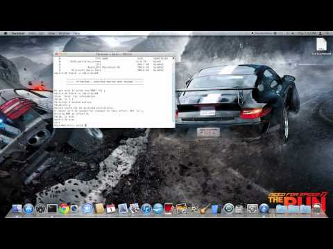 How To Dual-Boot Windows 7/8 With Mac OS X