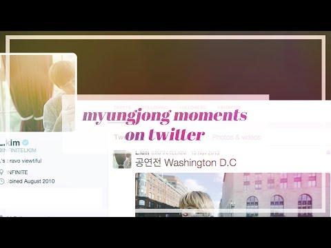 [FANVID] Myungjong Moments on Twitter || Myungjong♥엘성♥L種