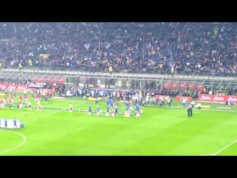 Inter - Milan 3-2 (15 Ottobre 2017) INNO PAZZA INTER
