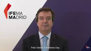 IFEMA MADRID   Global Exhibitions Day 2021