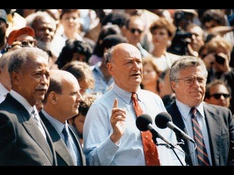 Ed Koch Campaign Commercials 1989