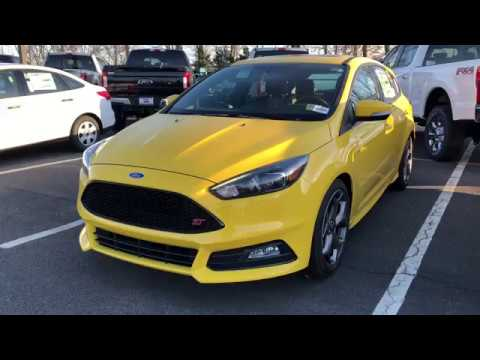 Focus St New Colors For 2018 Youtube