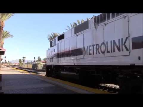 Railfanning Fullerton 11/7/2015 Part 2