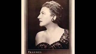 """Helen Traubel, """"Suicidio!"""" Gioconda"""
