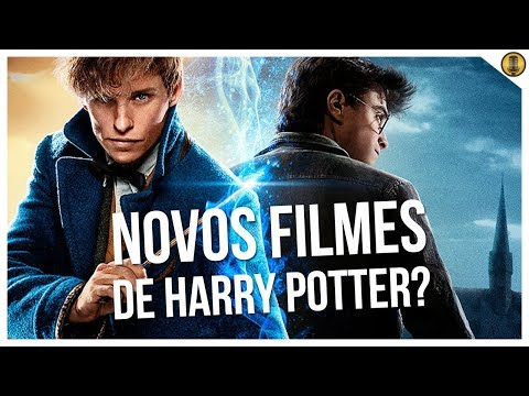 NOVOS FILMES DE HARRY POTTER SERÃO LANÇADOS NO CINEMA?