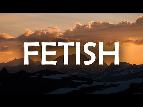 Selena Gomez - Fetish (Lyrics / Lyric Video) (Galantis Remix) ft. Gucci Mane