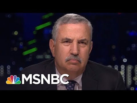 Thomas Friedman's 'Code Red' Warning About President Donald Trump   The Last Word   MSNBC