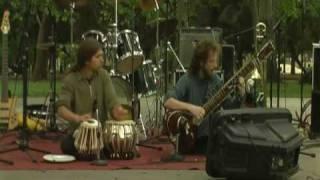 Sitar y tabla: música tradicional de la India... en el Festival de la Suegra
