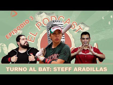 El podcast del COM Episodio 3: Turno al bat para @Stefania Aradillas
