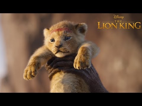 The Joe Show - LONG LIVE THE KING: New Lion King Trailer