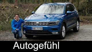 VW Tiguan Comfortline FULL REVIEW - the affordable Volkswagen Tiguan? Test driven 1.4 TSI