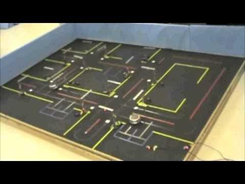 Video for IEEE Transactions on Robotics 2010