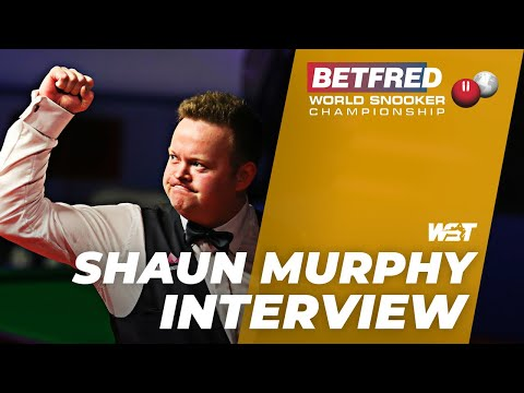 Shaun MURPHY Secures Fifth Crucible Semi Final | 2021  World Championship