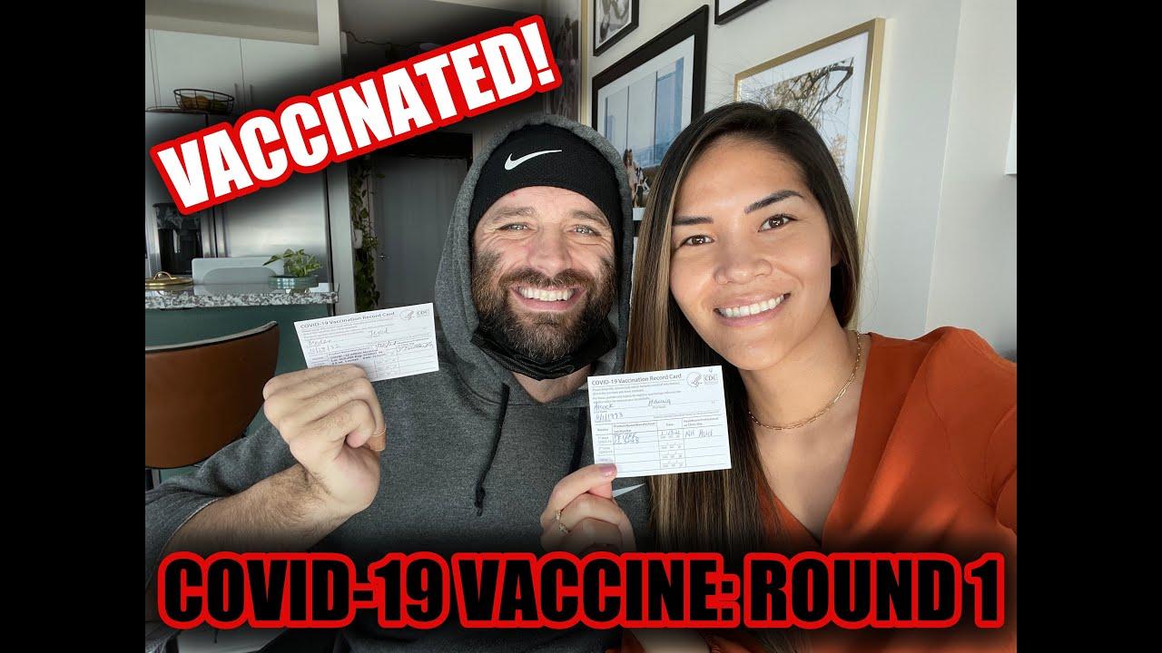 C5 Quadriplegic | Getting our COVID-19 Vaccines!