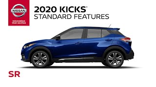 homepage tile video photo for 2020 Nissan Kicks SR Walkaround & Review