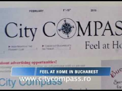 Bucharest Expat guide 2010-printed version