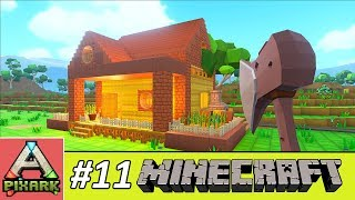 PIXARK - Minecraft Ark #11 - How To Plants - Cách Để Trồng Cây