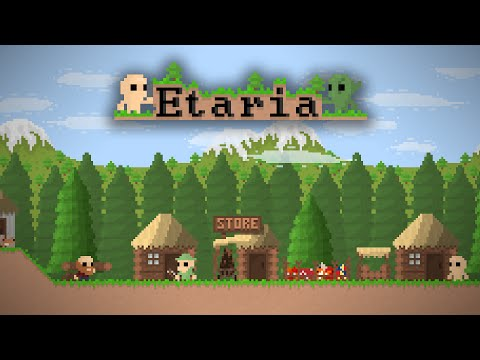 Etaria | Survival Adventure (Official Trailer)