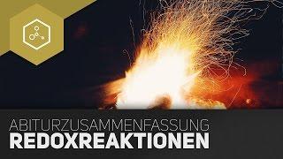 Redoxreaktionen - Abitur-Crashkurs und Zusammenfassung