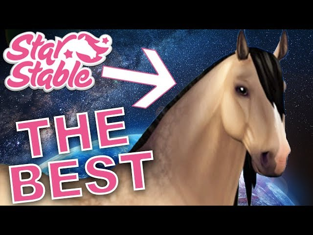 3 Reasons Why the NEW Buckskin Lusitano is the BEST One! | Star Stable Online