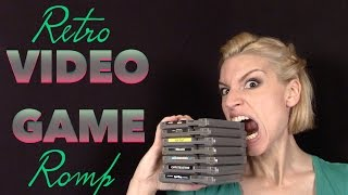 Retro Video Game Romp - 90's Nintendo Fun